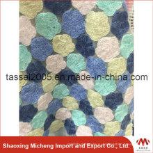 Многоцветный чистая кружевной для одежды 3019