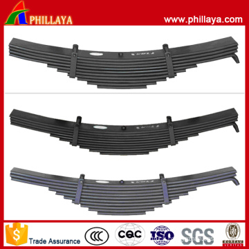 Semi-Trailer Manufacturer Trailer Suspension Part Leaf Spring