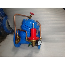 Double Flange Safety Pressure Relief Valve, Ax742X