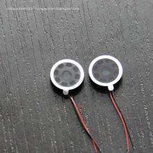 Haut-parleur de brosse à dents électrique de verrouillage d'empreinte digitale de 18mm 8ohm 1W