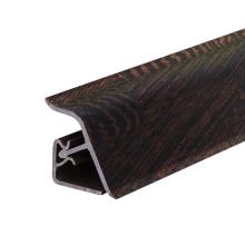 KL-B, Kitchen Hard PVC Skirting Board Curved PVC Skirting