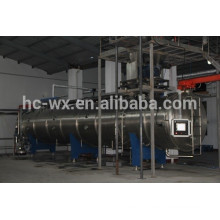 vacuum continuous dryer for green tea