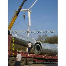 les turbines de vent peuvent satisfaire l'usage personnel