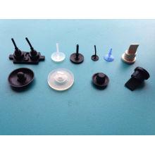 Soupape de champignon en caoutchouc de silicone mini personnalisé