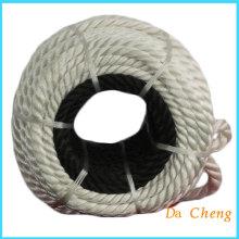Chapelet corde torsadée PE