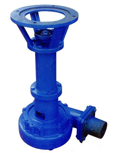 LWB type impurity sewage vortex pump 2_