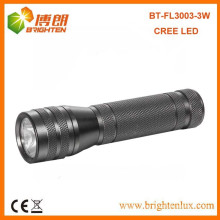 China Factory Supply RoHs Q3/Q5 3WATT Cree led Brightest Small Flashlight