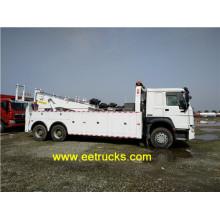 SINOTRUK 10 Wheeler 25T Boom Crane Trucks