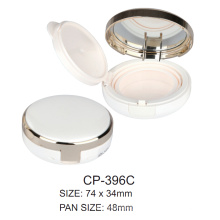 Caixa compacta de plástico redondo Cp-396c