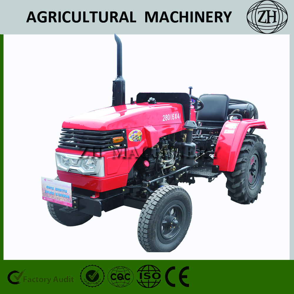 Two /Four-wheel Drive Middle Size Tractor