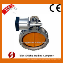 BVF butterfly valve for dust proof