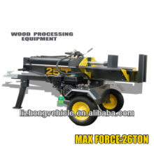 Hot sell screw log splitter for sale, pto driven log splitter,petrol log saw