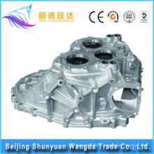 Piezas de automóvil de alta presión de aluminio de encargo del coche, caja de engranajes del coche con buen precio