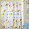 Hot Sale Bathroom Shower Curtain with Hooks