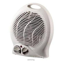 2000W Fan Heater With Indicator Light And Thermostat Control