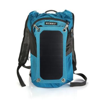 Solar Wandern Rucksack mit modischen Design, verschiedene Designs zur Verfügung