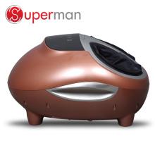 Shanghai multifunción Gua sha terapia termal calefacción amasamiento compresión de aire brookstone pierna eléctrico masajeador de pies