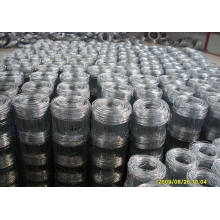 Hot DIP Galvanized Wire Hinge Joint for Field Fence