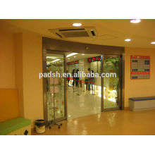 high quality circle automatic sliding door low price
