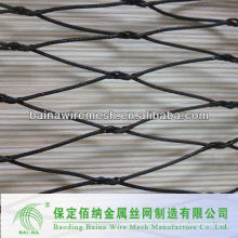 China factory x-tend stainless steel flexible rope mesh made in china