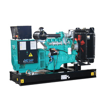 90kw Diesel Genset with Brushless Alternator