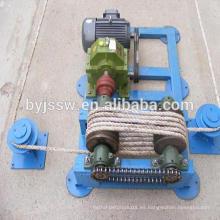 Máquina de limpieza para granja de aves de corral