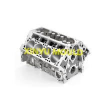 Good Quality for Motorcycle Aluminum Parts Castings Automobile Engine block casting export to Iceland Factory