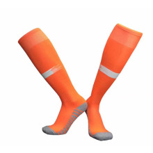 Custom Logo Football Anti Slip Soccer Sock Men Sports Socks