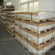 Hoja decorativa de aluminio 3004 h24