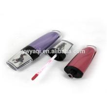 Directa de la moderna fábrica modificada para requisitos particulares mate de brillo de labios de larga duración con 100% seguro