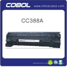Black Toner Cartridge Cc388A for HP Laser Printer