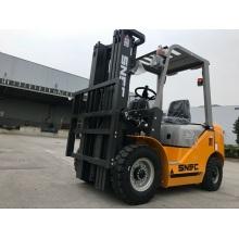 Forklift Truck 2.5Ton With Isuzu