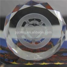Caixa de jóias por atacado Lembranças de casamento de cristal