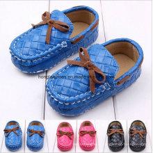 Мода Повседневная Детская обувь для новорожденных
