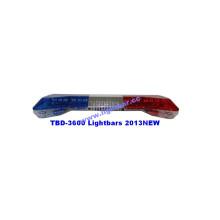 Barre de lumière avertissement d'urgence Police médicale Portable Light Bars (TBD-3600)