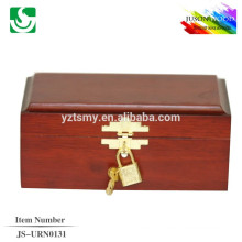 wooden urns for adult ashes JS-URN131