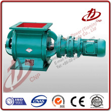 Air pneumatic rotary discharge valve