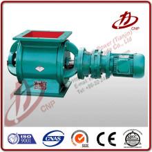 Válvula pneumática de descarga rotativa pneumática