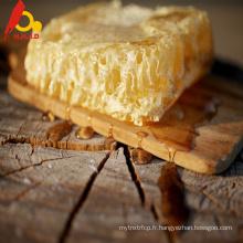 Miel de peigne pur frais populaire à vendre
