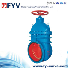 Industrial Pipeline Cast Iron Soft/Metal Sealed Gate Valve