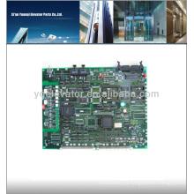 Piezas de ascensor Mitsubishi GPS-2 placa paralela pcb KCC-406