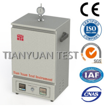 Rubber Plasticity Testing Machine