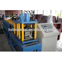 Auto PU Foam Door Roller Shutter Slat Forming Machine For Sale , Factory Price EPS Door Roller Shutter lath Making Machine
