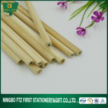 "7 ""Natural HB Pencil en bois sans gomme"