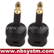 mini male to Toslink female adaptor