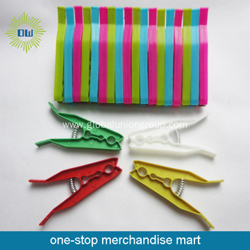 Promotional Plastic Clothes Peg with High Quality