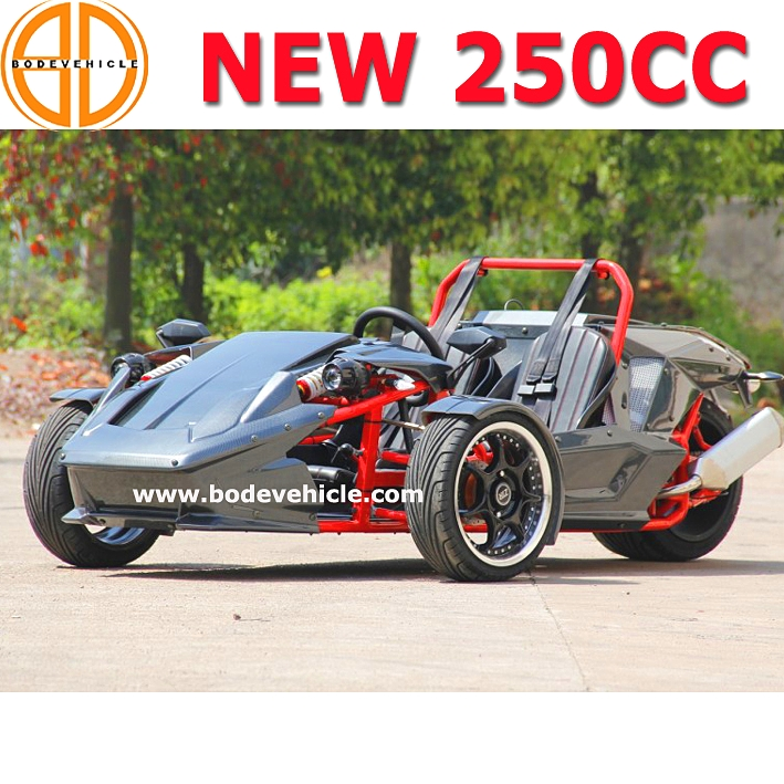 Bode Quality Assured Ztr Roadster Trike for Sale