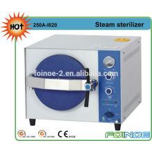 High quality portable autoclave pressure steam sterilizer