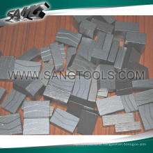 Cutting Segment for Natural Stone Cutting