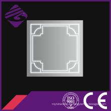 Jnh262 Espejo de cristal del cuarto de baño de la manera LED con patrones hermosos